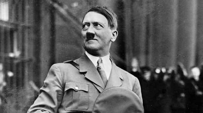 Adolf Hitler var fast i ett svårt drogmissbruk, enligt författaren Norman Ohler som tagit del av Hitlers läkares journaler. Foto: AP