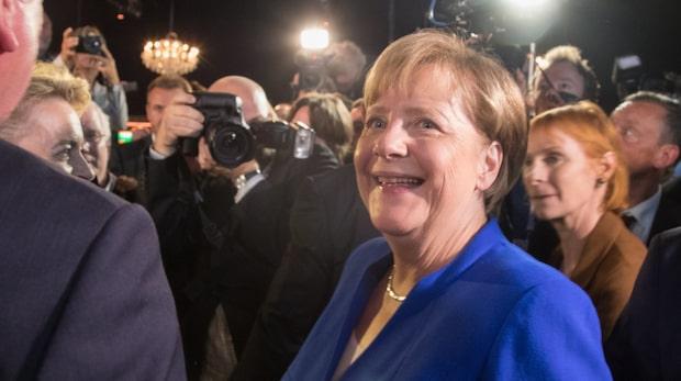 """Reinfeldt om Merkel: """"Stabil och trygg förhandlare"""""""