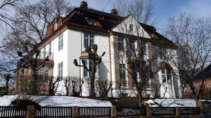 Magnus Reitan köpte det här huset för drygt 50 miljoner kronor. Och renoverade det för 90 miljoner.