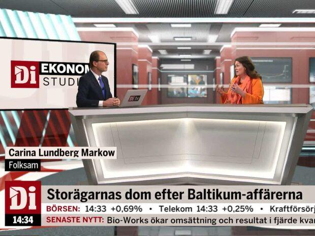 Swedbank rekylerar - men oron kvarstår