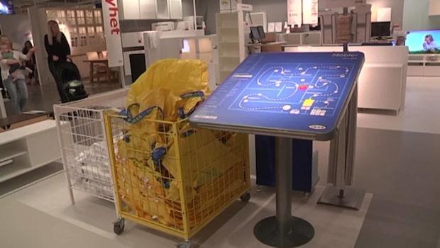 Ikeas genidrag – slutar med skruvar och verktyg