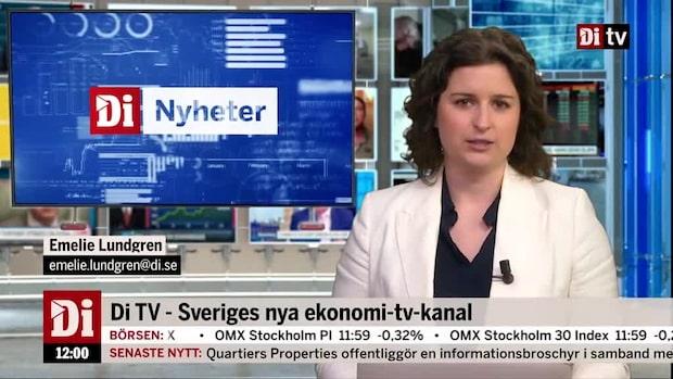 Marknadskoll 12.00: Skistar får ny vd och börsnykomlingen rasar
