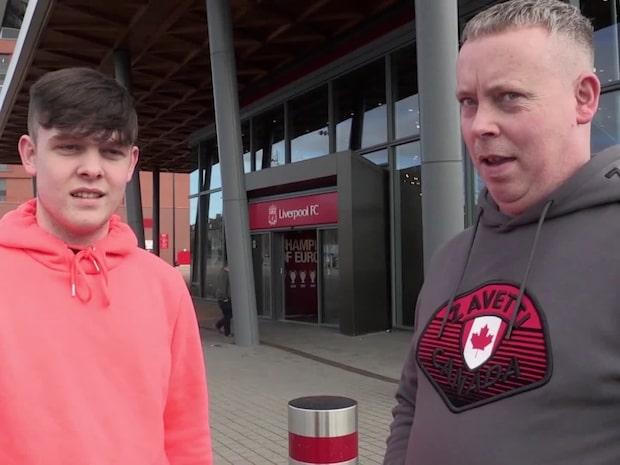 "Liverpools fans: ""Vi kommer få titeln"""