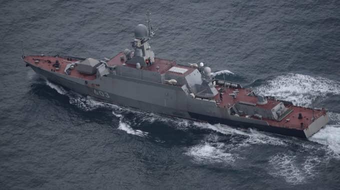 Östersjöområdets säkerhet är en fråga som genom Stora Bält i Danmark kommer att lyftas fram. Förra veckan stävade två ryska korvetter mark vidarein i Östersjön.
