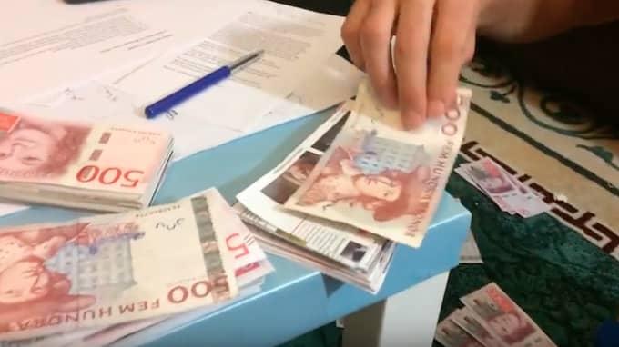 """Testade källkritiken. Ahmed Tahir blev riksänd när han spred uppgifter om att han lyckats ta ut 600 000 kronor i samband med Swedbanks bankomathaveri. """"Jag ville visa hur lätt falska rykten sprids för att användas i olika syften"""", säger han. Foto: Ahmed Tahir"""