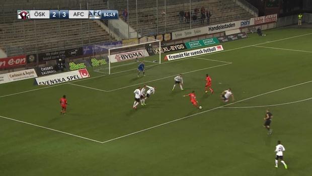 """Här avgör Eddahri med drömmål: """"Tänkte på Zlatan"""""""