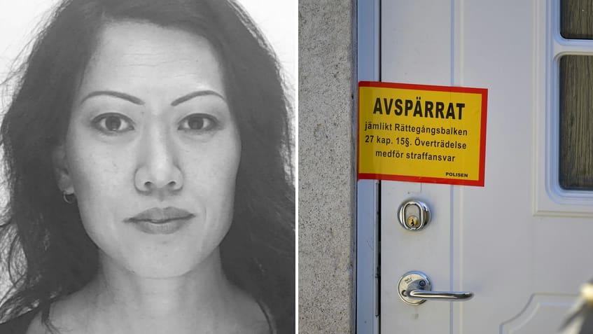 Någon gång under natten mot 15 maj försvann Lena Wessman