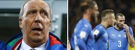 Hemliga bråket –i det italienska laget