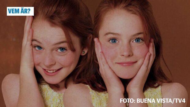 Det här är Lindsay Lohan