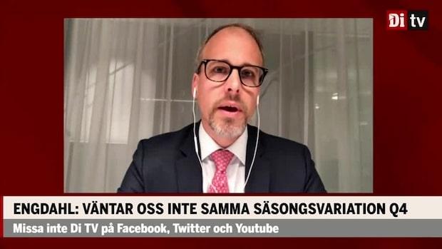 """Anders Engdahl vd Intrum: """"Ser en gradvis normalisering av verksamheten"""""""