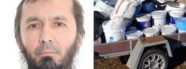 Han riskerar fängelse för förberedelse till terrorbrott