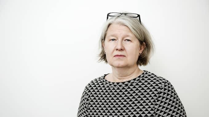 Maria Edström är kritiker på Expressens kultursida. Foto: OLLE SPORRONG