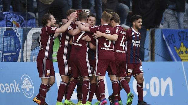 Engvall lurar upp Malmöförsvaret på läktaren