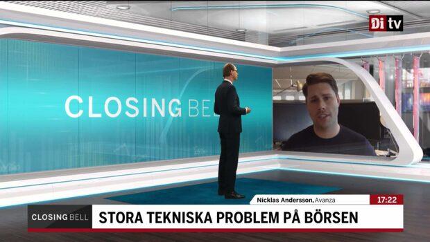 """Andersson: """"Det här ska inte hända"""""""