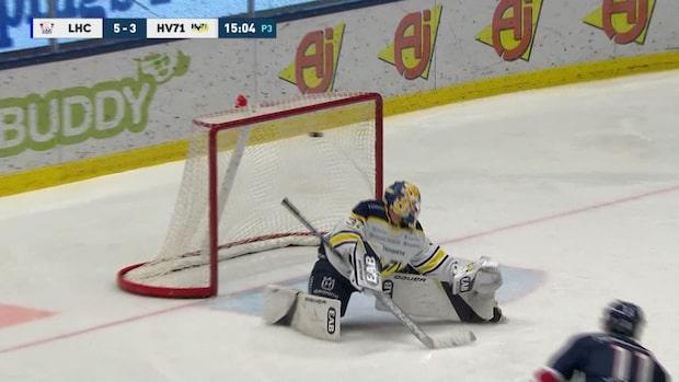 Höjdpunkter: Linköping jumbo - trots seger över HV71