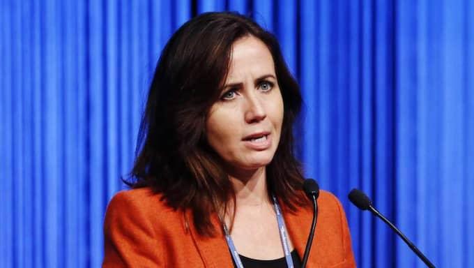 """""""Socialdemokraterna vägrar att ge tydliga svar inför landstingsvalet"""", skriver Filippa Reinfeldt. Foto: Cornelia Nordström"""