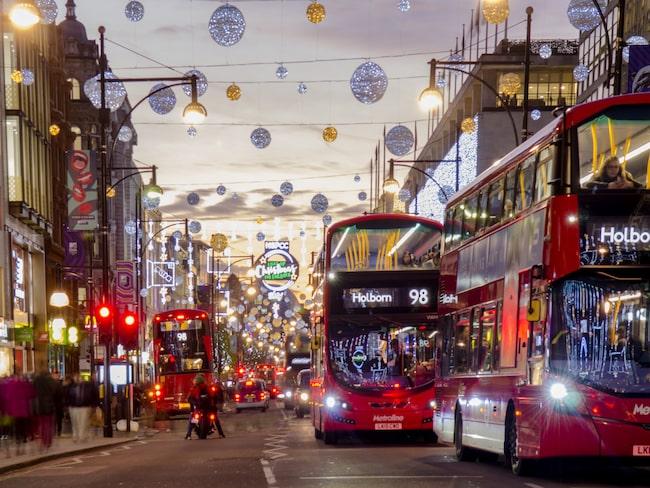 eef301978069 London julguide 2018: Julmarknad och shopping | Allt om Resor