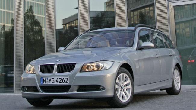 BMW är särskilt utsatt för stölder.