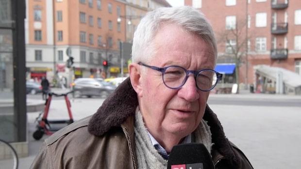 """WHO-rådgivaren: """"Jag tror de svenska vårdresurserna räcker"""""""
