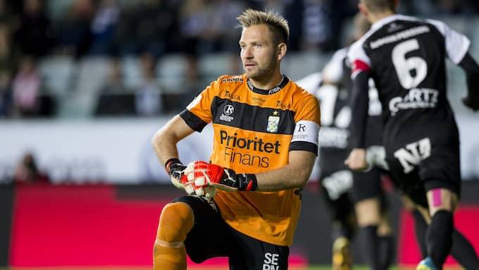 John Alvbåge är utlånad till Stabaek. Foto: MICHAEL ERICHSEN / BILDBYRÅN
