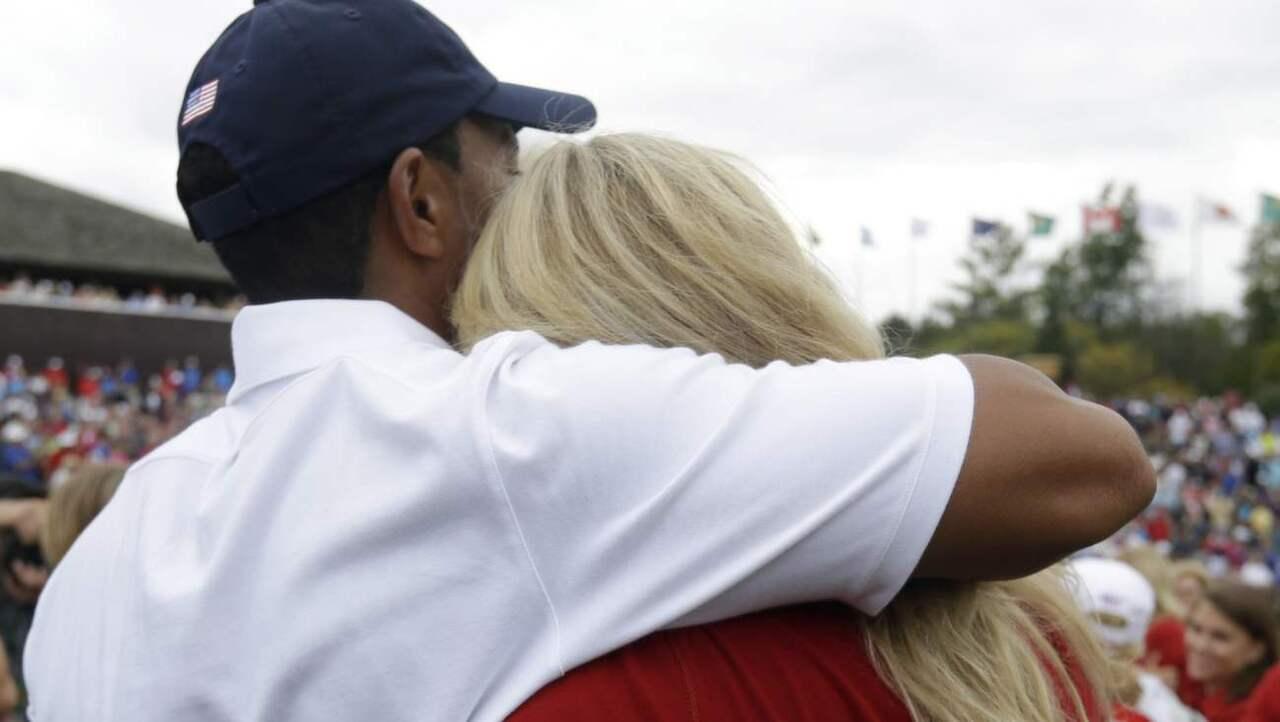 Hur stor är Tiger Woods Dick