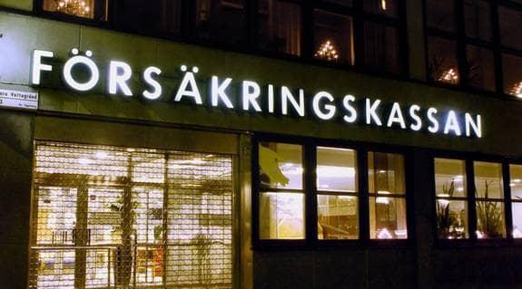 En 49-årig Linköpingsbo misstänks ha överdrivit sitt handikapp och därmed lurat försäkringskassan på närmare sju miljoner kronor. Foto: Lindwall Sven