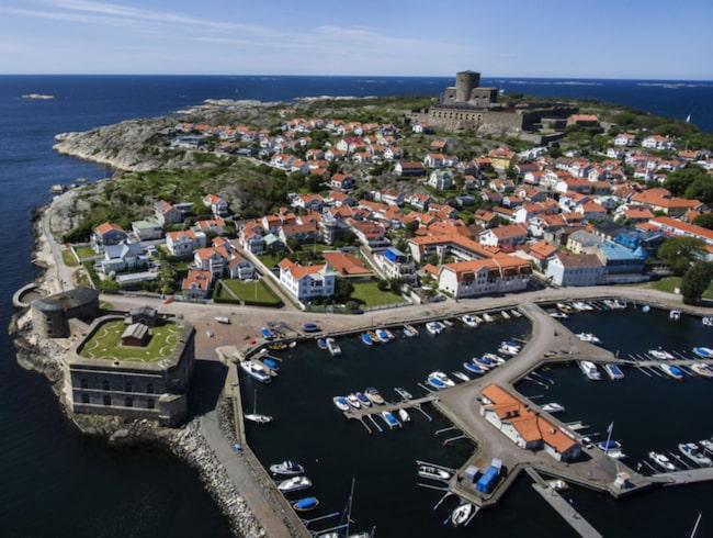 <span>Marstrand är en av Lotta Engbergs favoriter på Västkusten.</span>
