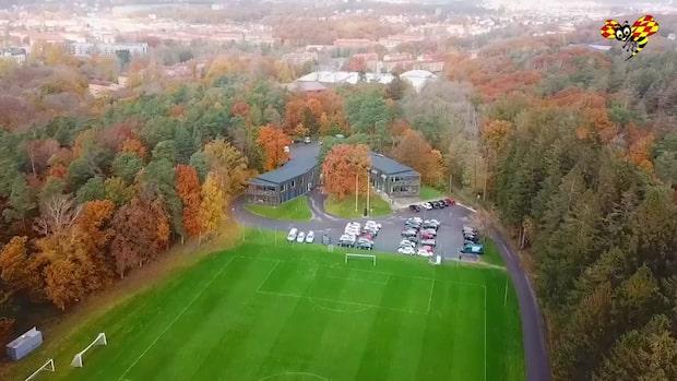 SE FILMEN: IFK Göteborg ska bli bättre – med hjälp av drönare