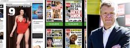 Tysk tidning dumpar utvik  – men danskarna vägrar