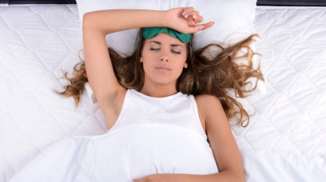 Sömkomprimering. En metod som används inom kbt-behandlingar mot insomni - och har visat sig fungera för de flesta.