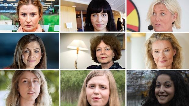 1 300 politiker i upprop mot sexuella trakasserier