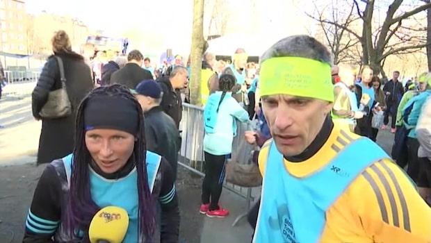 Stockholm Tunnel Run lockade över 30 000 deltagare