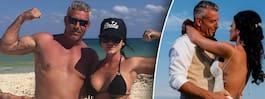 Taylor, 27, gifte sig med sin bästa kompis pappa