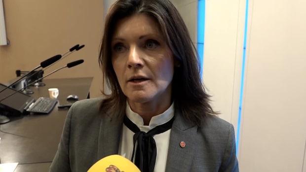 """Eva Nordmark (S): """"Det blir inte bra för Sverige"""""""