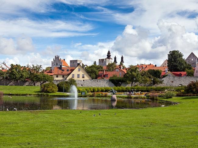 Från september till och med december 2017 kan du få bo gratis på Gotland.