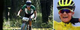 Succén: Jenny Rissveds vann i comeback-loppet