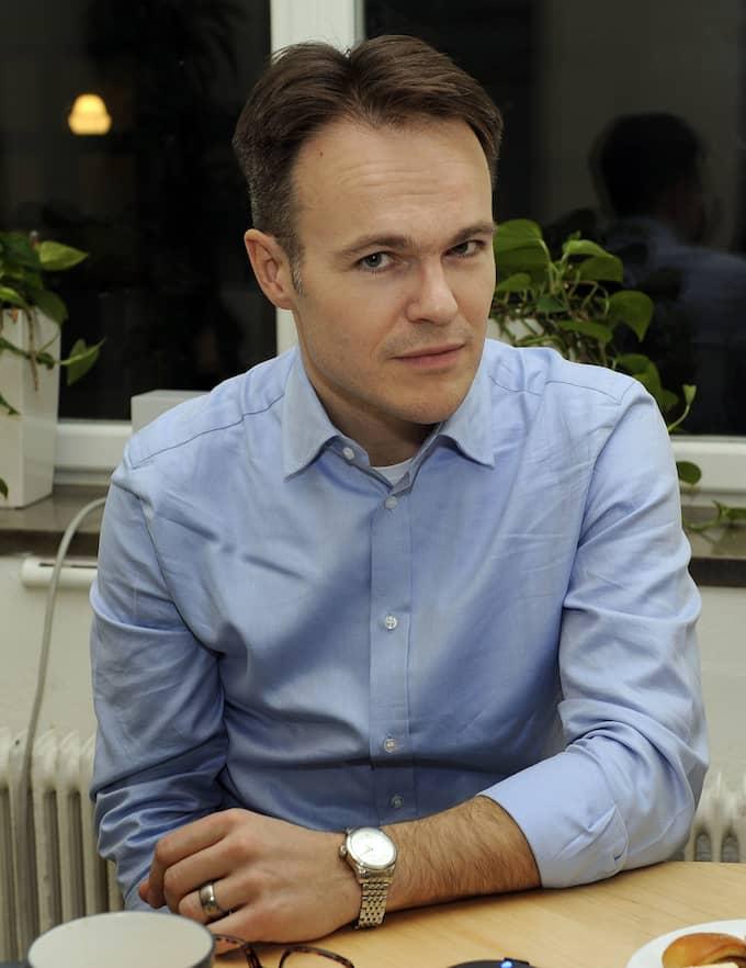 Martin Hedberg. Foto: JAN DÜSING