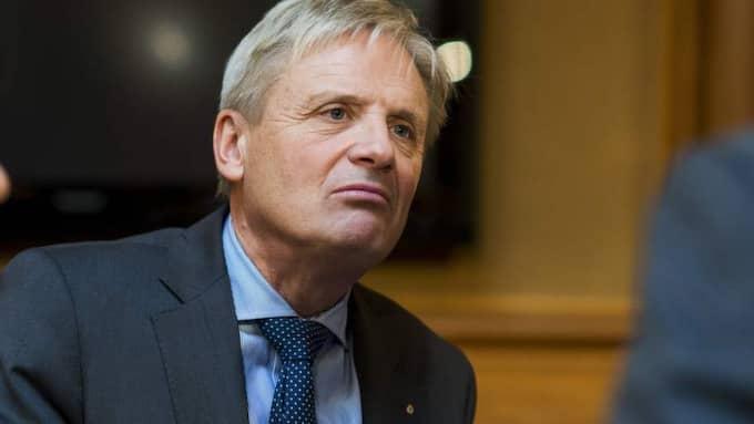 Rikspolischef Bengt Svenson. Foto: Suvad Mrkonjic