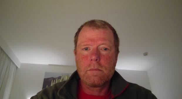 Douglas, 40, dog – under omöjliga testet