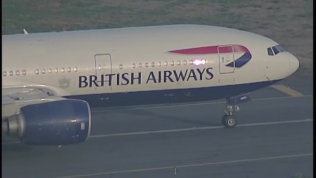 British Airways-plan stoppas – stora systemfel