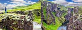 Islands dalgång stängs – efter turisters förstörelse