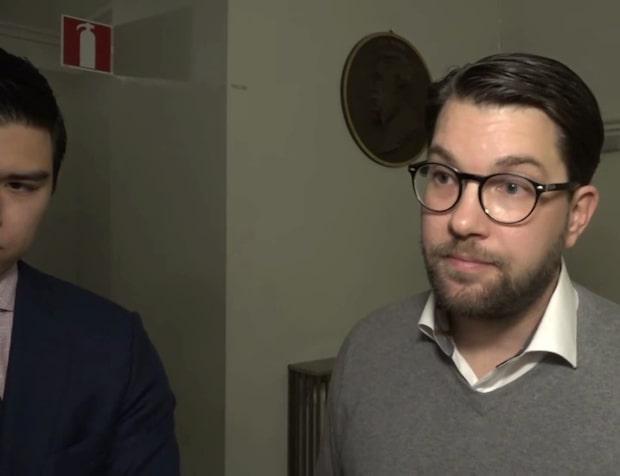 Jimmie Åkesson: Därför röstar vi för Ulf Kristersson