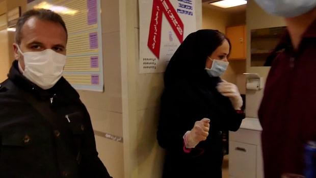 """Sjukhuschef i Iran: """"Sanktionerna drabbar befolkningen"""""""