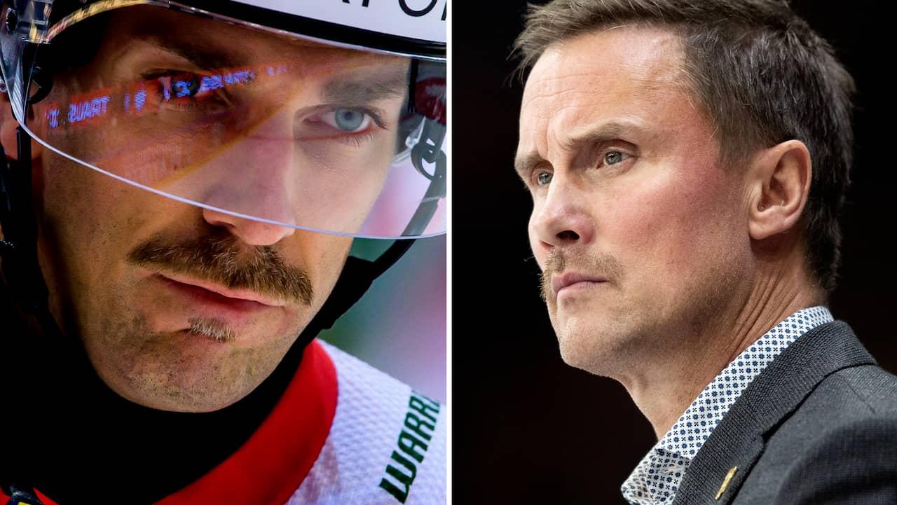 """Lundqvist spelade skadad – förde Frölunda till kvartsfinal: """"Säger mycket om honom"""""""