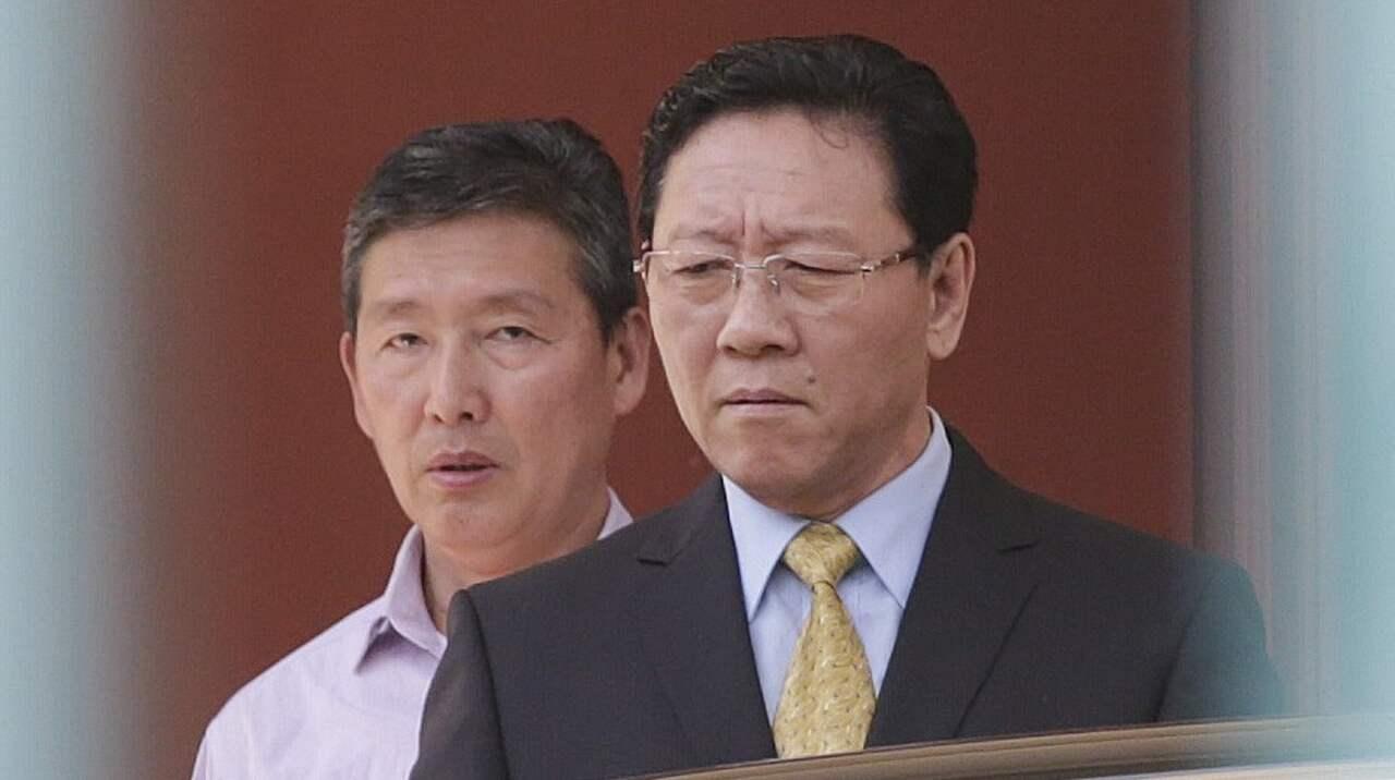 Nordkorea utvisar malaysias ambassador