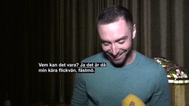 """Måns Zelmerlöw om sitt bröllop: """"Inte i Sverige eller London"""""""