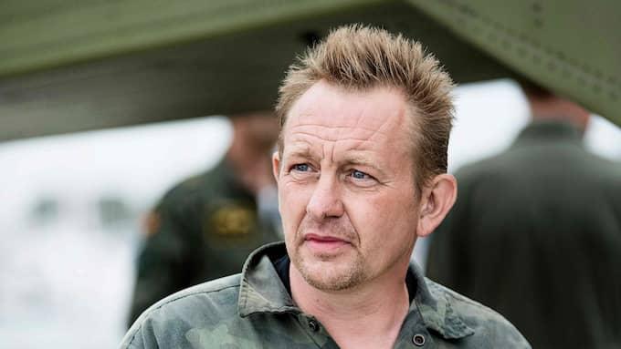 Peter Madsen. Foto: BAX LINDHARDT / AFP SCANPIX DENMARK