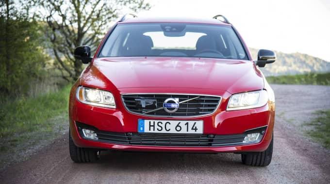 Volvo återkallar 30 000 personbilar i Sverige på grund av ett okänt fel på bränslemätaren. Foto: David Jakobsson