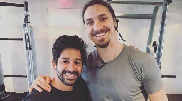Zlatans resa tillbaka har börjat - kör rehab i Miami