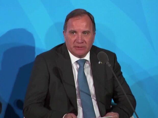 """Stefan Löfvens tal inför FN: """"Klimatkrisen är en kris för mänskligheten"""""""